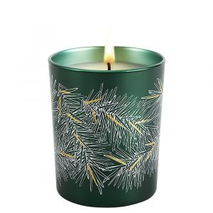 Mon Beau Sapin Green Candle