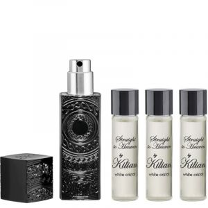 Straight to Heaven Travel Spray with its 4 refills