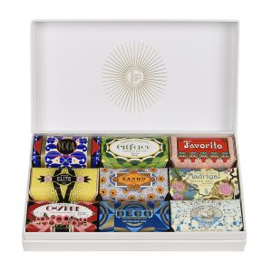 Gift Box Deco 9 Mini Soaps