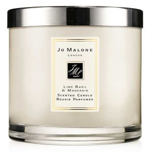 'Lime Basil & Mandarin' Deluxe Candle, 21 oz