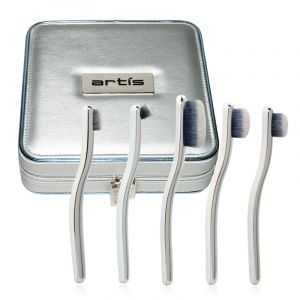 Digit 5 Brush Set in Luxury Case