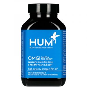 OMG, Omega The Great - Fish Oil Supplement