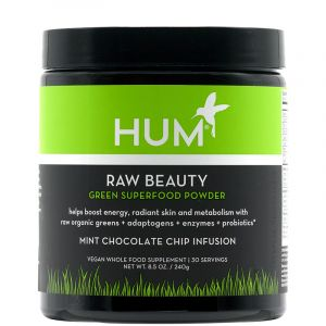 Raw Beauty - Mint Chocolate Chip Infusion