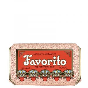 Favorito - Red Poppy Bath Soap