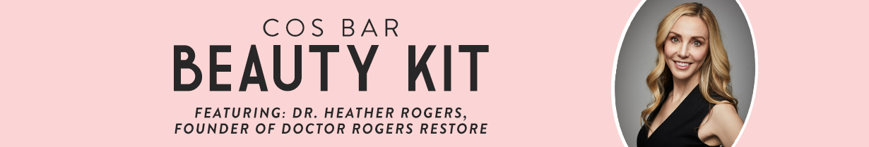 Cos Bar Beuty Kit with Dr. Rogers