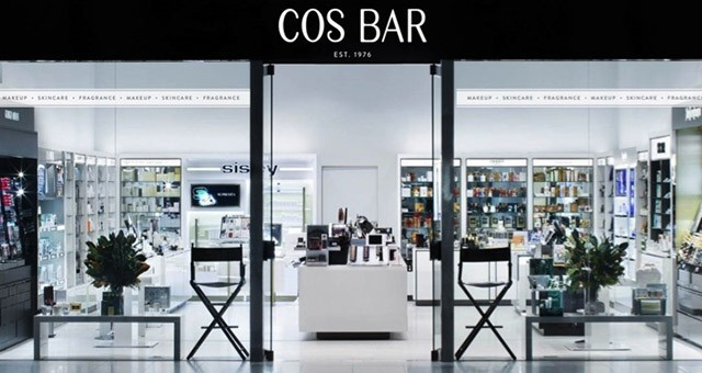 Cos Bar Store Front